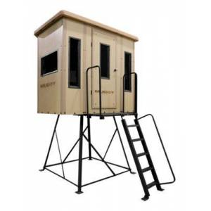 Muddy The Penthouse Box Blind with Tower - 5'