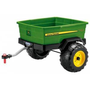 Peg Perego ++HOHN DEERE ADVENTURE TRAILER
