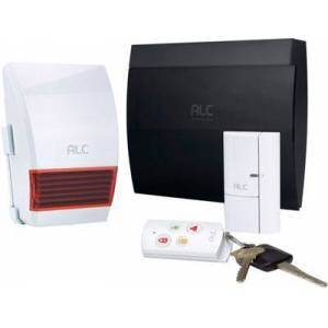ALC Connect AHS613 Home-Security Starter Kit