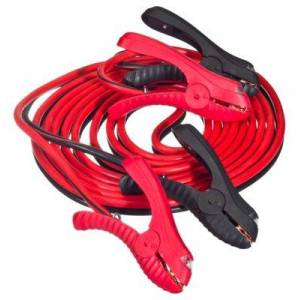 Rally Lighted 10-Gauge Marine Jumper Cables