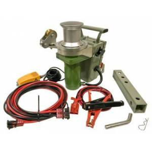 Endurance Marine Tugger 2 Capstan Winch with Fairlead - 20' Cable Extension