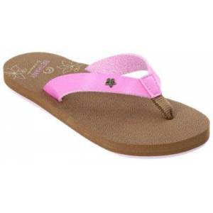 Cobian Lil Hanalei 2 Thong Sandals for Toddlers or Kids - Pink - 2 Kids