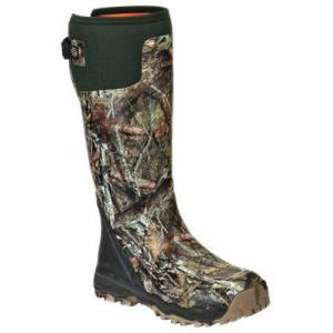 LaCrosse AlphaBurly Pro Hunting Boots for Men - Mossy Oak Break-Up Country - 9M