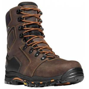 Danner Vicious GORE-TEX Insulated Composite Toe Work Boots for Men - Brown - 8M