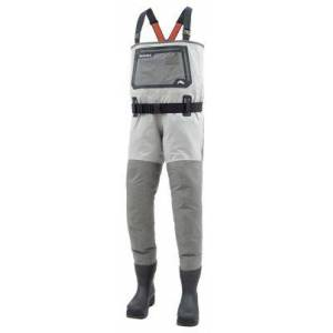 Simms G3 Guide GORE-TEX Felt-Sole Bootfoot Waders for Men - 8/Small