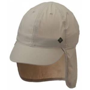 Columbia Junior Cachalot Hat for Kids - Fossil