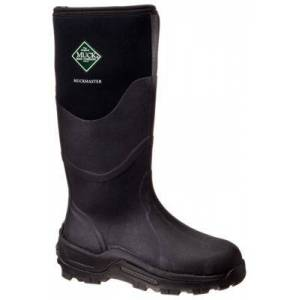 ++MUCKMASTER HIGH BOOT/BLACK/13