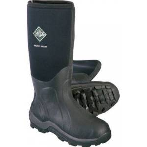 The Original Muck Boot Company Arctic Sport Extreme-Conditions Boots for Men - Black - 9 M