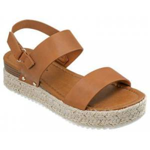 Natural Reflections Silvia Sandals for Ladies - New Tan - 6M
