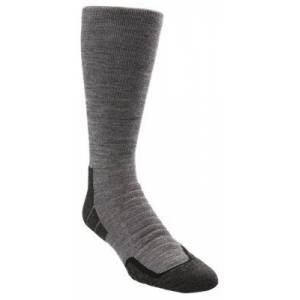 Under Armour All-Season Boot Socks for Men - Pitch Grey - L