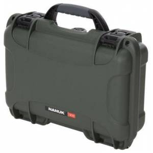 NANUK 909 Protective Case with Foam Insert - Olive