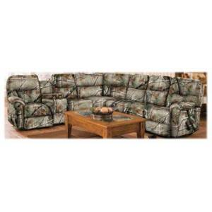 Best Home Furnishings Bodie Camo Sectional - Realtree AP