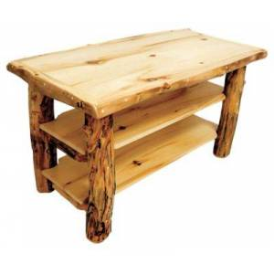 """Mountain Woods Furniture Grizzly Furniture Collection TV Stand - 44"""""""