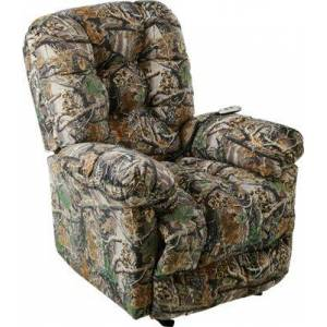 Best Home Furnishings Orlando Furniture Collection Power Recliner - Cabela's Seclusopm 3D