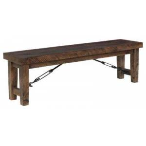 Chelsea Home Furniture Rustic Lodge Dining Room Collection Dining Bench