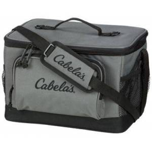 Cabela's 18 Can Soft-Sided Cooler - Gray