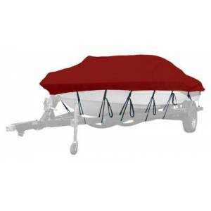Westland Select Fit Boat Cover for Pro Bass Boats - 17'6''-18'5'' - Burgundy