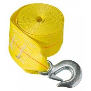 Rod Saver Extra Heavy Duty Replacement Winch Strap - Yellow - 3'' x 20'