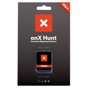 onXmaps HUNT State Maps Micro SD Card - Mississippi