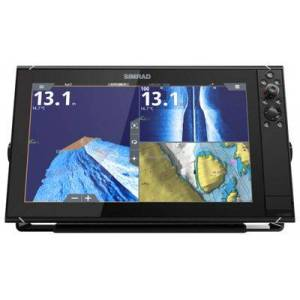 Simrad NSS16 evo3 Multifunction Display with Insight Charts