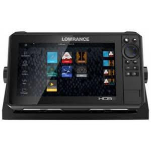 Lowrance HDS LIVE 9 Fishfinder/Chartplotter -  Amer XD AI 3-in-1