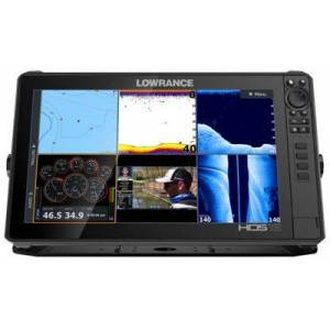 Lowrance HDS LIVE 16 Fishfinder/Chartplotter with Active Imaging 3-in-1
