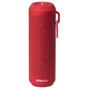 Boss Audio Systems Bolt Portable Bluetooth Speakers Pair - Red
