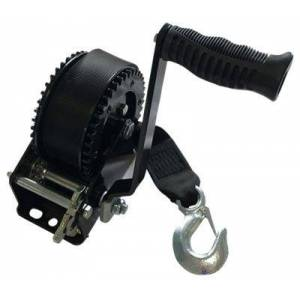 Bass Pro Shops 1,800-lb. Trailer Winch with Strap