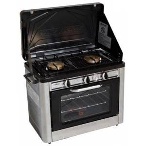 Camp Chef Propane Camp Oven and Stove