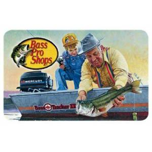 Bass Pro Shops For Dad Gift Card - $500