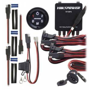 Southern Audio Services Yak Power YP-RP5CS3 Serious Complete System