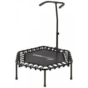 """Upper Bounce Hexagonal Fitness Mini-Trampoline with Bungee Cord Suspension\u000a - 40"""""""