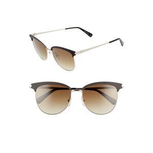 Longchamp Women's Longchamp Roseau 55mm Gradient Sunglasses - Black