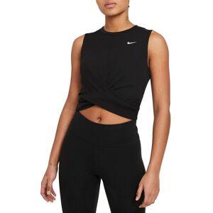 Nike Women's Nike Dry Crop Twist Training Top