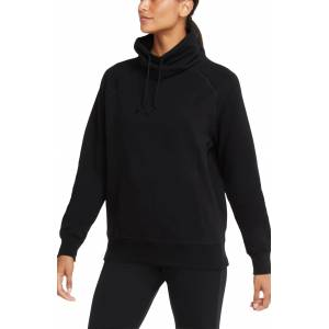 Nike Women's Nike Yoga Statement Essential Cowl Neck Pullover