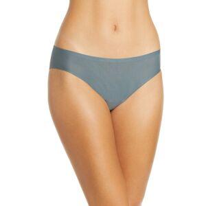 Chantelle Lingerie Women's Chantelle Lingerie Soft Stretch Bikini, Size One Size - Blue/green