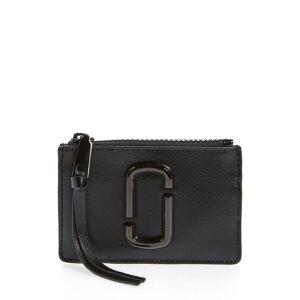 Marc Jacobs Women's Marc Jacobs Saffiano Leather Id Wallet - Black