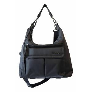 Hedgren Sustain Luna Water Repellent Bucket Bag - Black