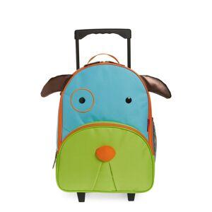 Skip Hop Boy's Skip Hop Dog Rolling Luggage - Blue