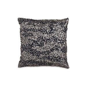 Donna Karan New York Sapphire Sequin Accent Pillow, Size King - Blue