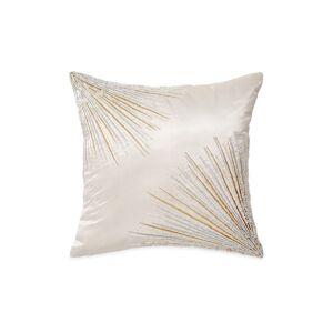 Donna Karan New York Seduction Starburst Accent Pillow, Size One Size - White