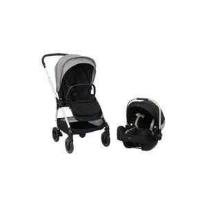 Nuna Infant Nuna Pipa(TM) Car Seat & Triv(TM) Stroller Travel System, Size One Size - Black