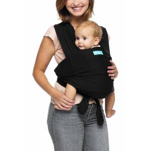 MOBY Infant Moby Fit Hybrid Baby Carrier, Size One Size - Black