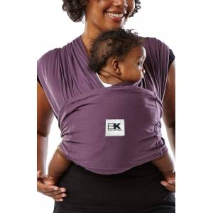 Baby K'Tan Infant Baby K'Tan Original Baby Carrier, Size X-Small - Purple