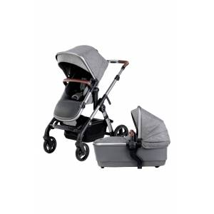 Silver Cross Infant Silver Cross Wave 2021 Convertible Stroller, Size One Size - Grey