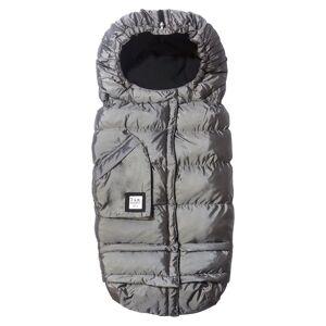 7 A.M. Enfant Infant 7 A.m. Enfant Blanket '212 Evolution' Extendable Stroller & Car Seat Footmuff, Size One Size - Grey