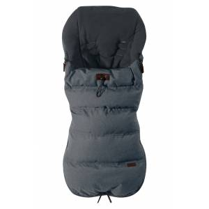 Silver Cross Infant Silver Cross Wave Water Resistant Premium Footmuff, Size One Size - Grey