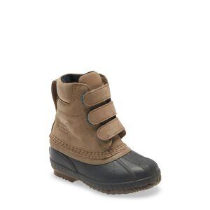 SOREL Toddler Boy's Sorel Cheyanne(TM) Ii Waterproof Boot, Size 8 M - Beige
