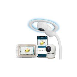 Motorola Infant Motorola Halo+ Deluxe Video Baby Monitor Set, Size One Size - White