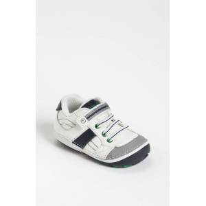Stride Rite Toddler Boy's Stride Rite Artie Sneaker, Size 5.5 M - White